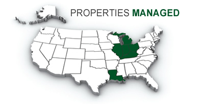 Properties Managed